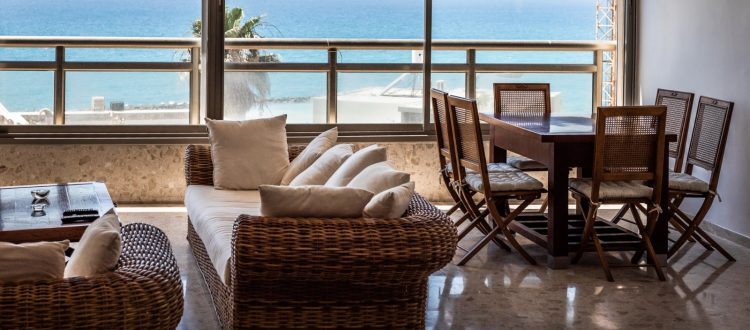 Best apartement in netanya to rent, near the kikar and netanya beach