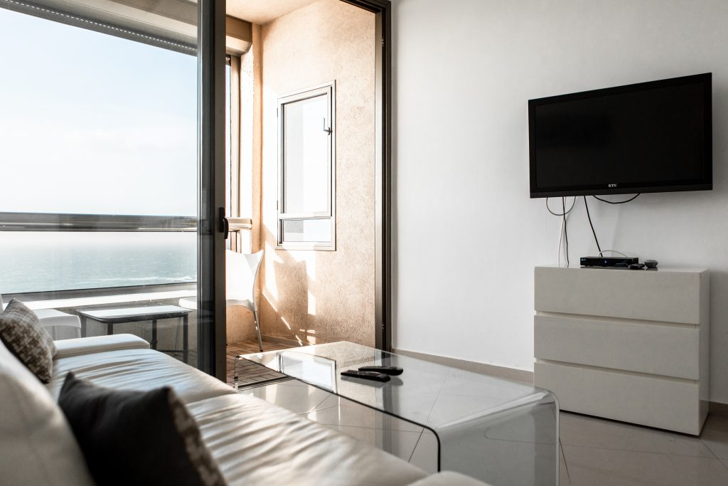 Hôtel Blue Weiss Netanya exclusive apartments