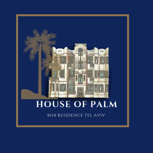 The House of Palm Tel Aviv logo